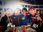 關於2013世界田徑錦標賽,想告訴下一代的是……