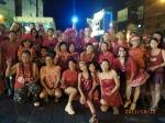 一年一度Hash盛會「紅洋裝夜跑」,100個名額等你來搶