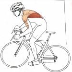 如何預防自行車運動可能造成的運動傷害-頸部和上背痛篇