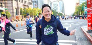 一場充滿熱情的跑步嘉年華 | 胡杰眼中的台北馬拉松