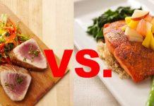 鐵人三項選手該吃鮪魚還是鮭魚呢
