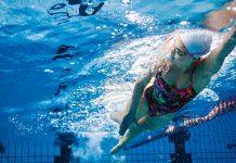 精進自由式 踢出好泳力