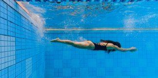 游泳的核心訓練