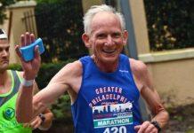 世界最快的70歲馬拉松跑者Gene Dykes人老心不老,突破馬拉松極限。