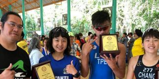 台灣鐵人三項年輕選手在ITU亞洲盃突破個人佳績