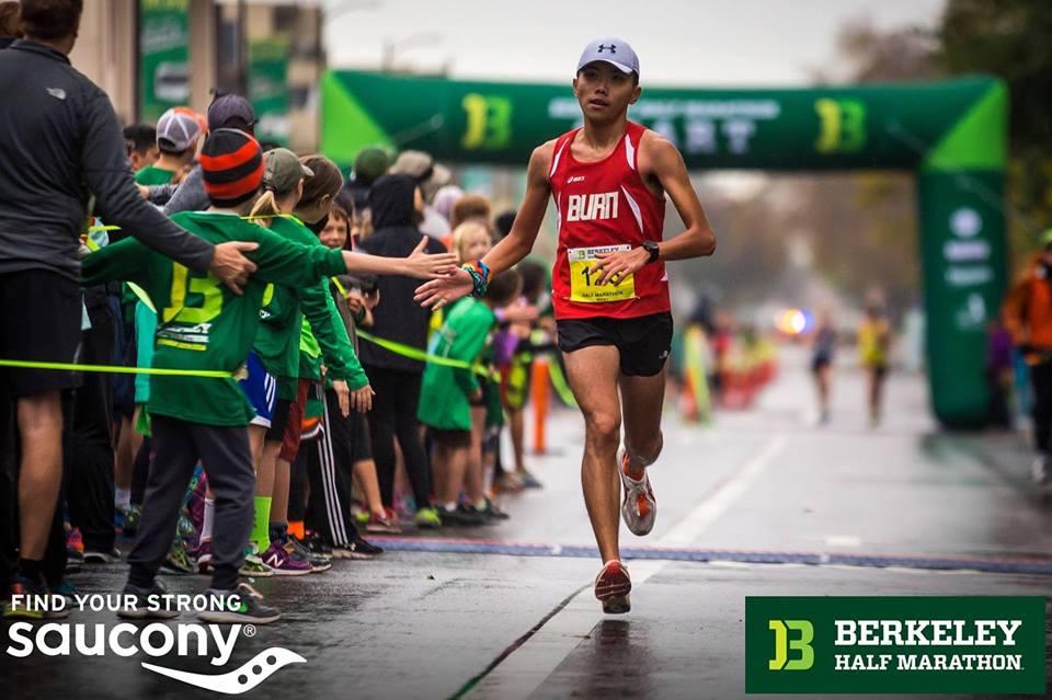圖:Berkeley 半程馬拉松之我只是來跑個 Long Run 而已