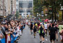 對許多跑步愛好者而言,紐約馬拉松的參賽資格依舊求之不得。但在全美,大量公路跑賽事正面臨參賽人數的下滑