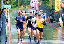 享譽台北的茶香貓空,每周末都會有一群好手在此練跑,因此此處也被美譽成『國手之道』。