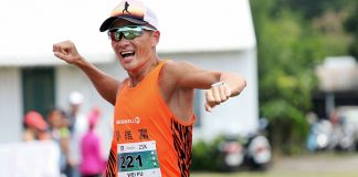 在台灣頗具名氣,於2018年代表台灣參賽XTERRA越野跑世錦賽的鄧維富Pippen,今年除了持續在競賽上發光發熱外,也呼籲大家勇於挑戰自我。
