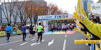 2019年大阪馬拉松賽事路線全新改變。