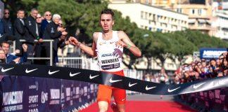 Julien Wanders 成為新的5K路跑賽紀錄保持人。