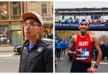 在網路上擁有高知名度的『Jay的跑步筆記』的許立杰,這次難得回到台灣,除了跟家人們相聚外,也抽了時間接受採訪。