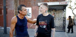 米謝爾談到Skid Row Running Club表示:「我們是個跑步俱樂部,這就是我們的樣貌,但在更重要的層面上,它是一個社區。這群人每一天都可以細分任何一個小組,彼此互助,當有人迷失了道路時,會有其他的夥伴施予援手。」