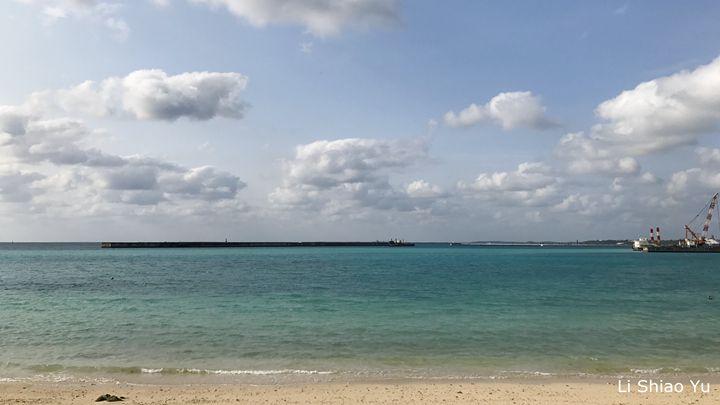 美麗的宮古島