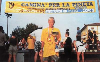 Patrick Lange青少年時期已在跑步、自行車領域展露光芒。