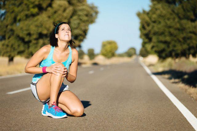 避免運動傷害變成身體負擔。