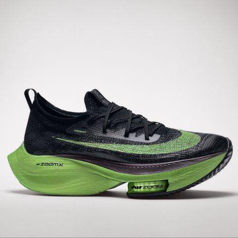 Nike公司最新款AlphaFly厚底跑鞋,在今年東京馬拉松將會首次被廣泛使用。
