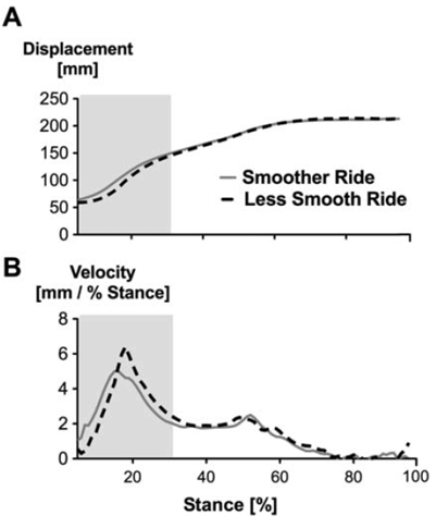 圖片來源:Definition and quantification of 'ride' during running