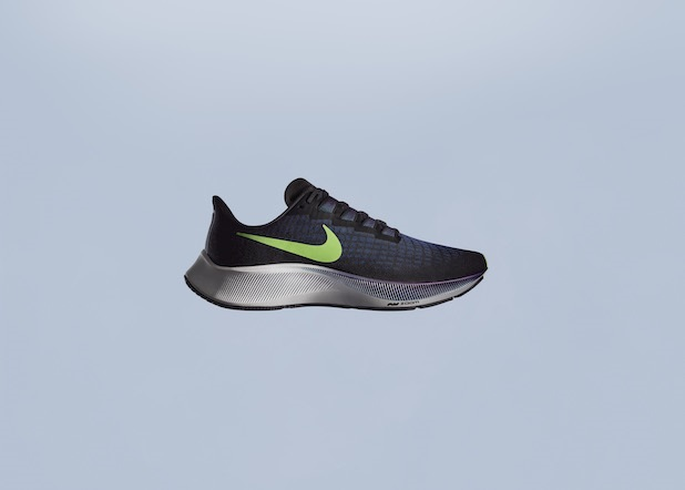 全新Nike Air Zoom Pegasus 37跑鞋男款