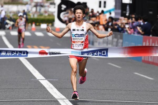 中村匠吾為2019日本奧運選拔賽冠軍(照片來源: WA)