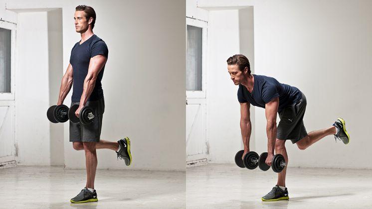 靠跑鞋是不夠的 訓練平衡力讓你又快又穩